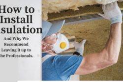 Should You Learn How to Install Insulation in Your Home?