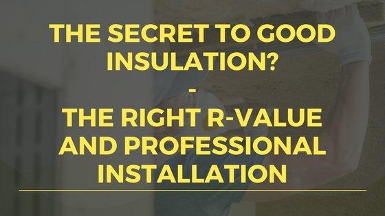 attic insulation installer