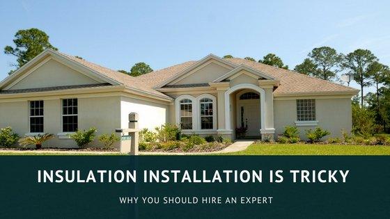 Attic Insulation Installers